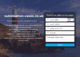 sublimation-cases.co.uk