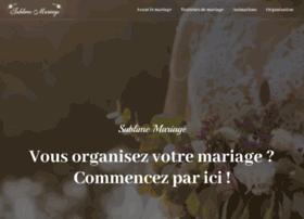 sublime-mariage.eu