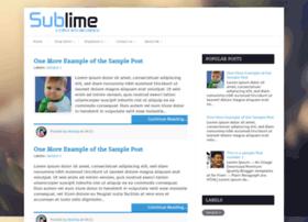 sublimebloggertemplatebytbm.blogspot.in