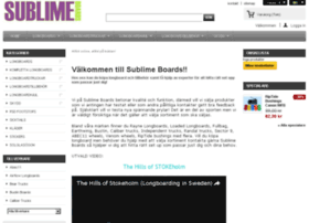 sublimeboards.com