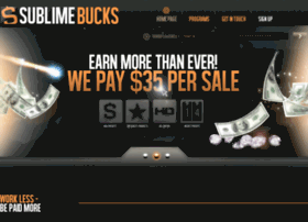 sublimebucks.com