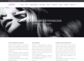 sublimehairextensions.co.uk