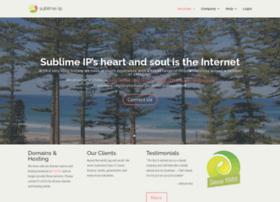 sublimeip.com