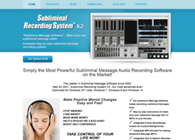 subliminalrecorder.com