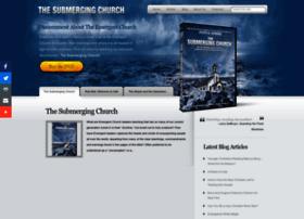 submergingchurch.com