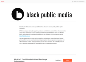 submissions.blackpublicmedia.org