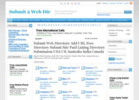 submit2webdir.com