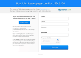 submitawebpage.com
