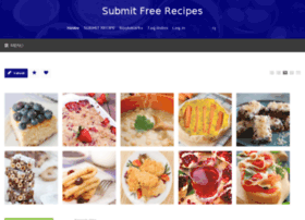 submitfreerecipes.com