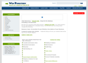 submiturl-webdirectory.com.au