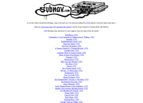 subnav.com