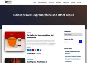suboxonetalkzone.com