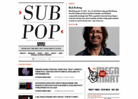 subpop.com