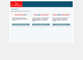 subscribe.economist.com