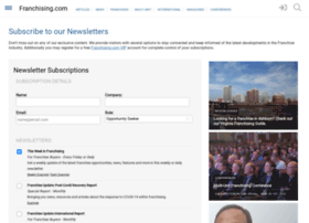 subscribe.franchising.com