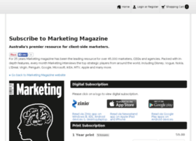 subscribe.marketingmag.com.au