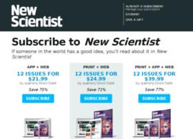 subscribe.newscientist.com