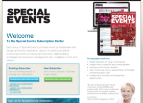 subscribe.specialevents.com