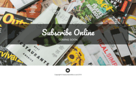 subscribeonline.co.uk