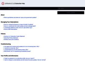 subscriberhelp.govdelivery.com