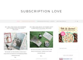 subscriptionlove.com