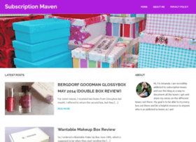 subscriptionmaven.com