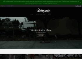 subsonicskateboards.com