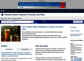 substanceabusepolicy.biomedcentral.com