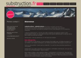 substruction.fr