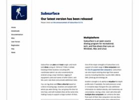 subsurface-divelog.org