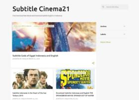 subtitle-cinema21.blogspot.com