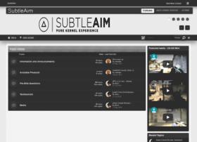 subtleaim.com