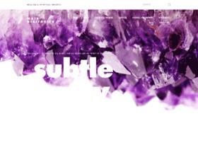 subtlehoney.com