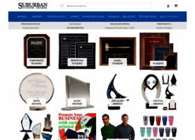 suburbancustomawards.com
