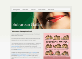 suburbanhaiku.com