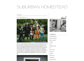 suburbanhomestead.typepad.com
