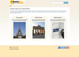 subwayhotels.com