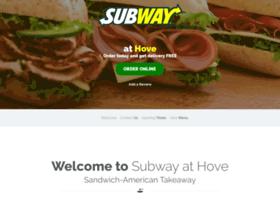 subwayhove.com