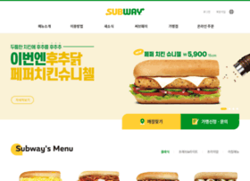 subwaykorea.co.kr