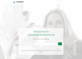subwaypromotions.ca