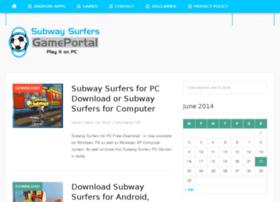 subwaysurfersforpcr.com
