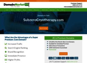 subzerocryotherapy.com