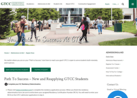 success.gtcc.edu