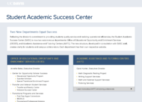 success.ucdavis.edu