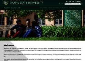success.wayne.edu