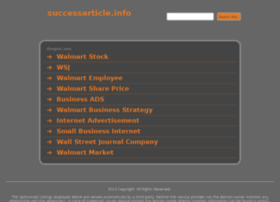 successarticle.info