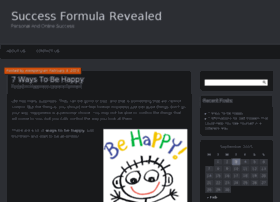 successformularevealed.com