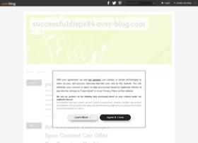 successfuldispa84.over-blog.com