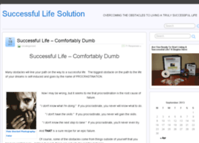 successfullifesolution.com