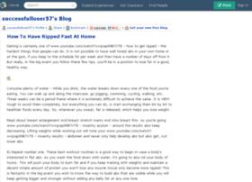 successfulloser57.blogs.experienceproject.com